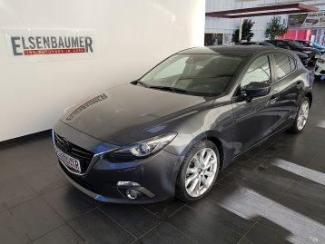 Mazda Mazda 3 Sport G120 Revolution Top bei Autohaus Elsenbaumer in