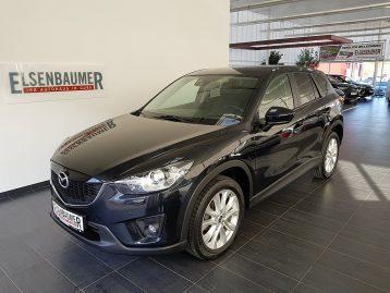 Mazda CX-5 CD150 AWD Revolution bei Autohaus Elsenbaumer in