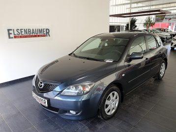 Mazda Mazda 3 Sport 1,4i TE bei Autohaus Elsenbaumer in