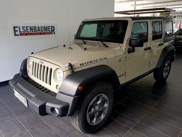 Jeep Wrangler Unlimited Rubicon 2,8 CRD Aut. bei Autohaus Elsenbaumer in