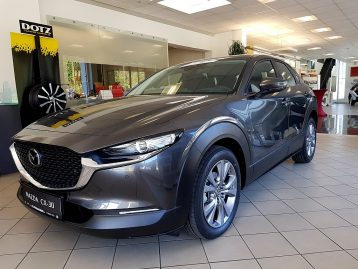 Mazda CX-30 D116 AWD Comfort+ bei Autohaus Elsenbaumer in