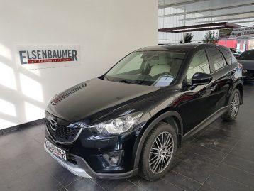 "Mazda CX-5 CD175 AWD Revolution ""Leder weiss"" bei Autohaus Elsenbaumer in"