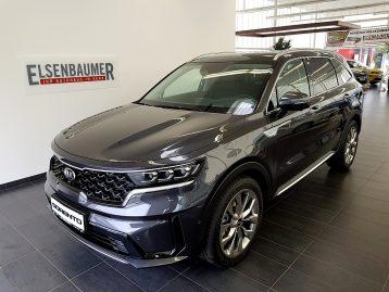KIA Sorento Platin 2.2 CRDI 4WD Modell 2021 bei Autohaus Elsenbaumer in
