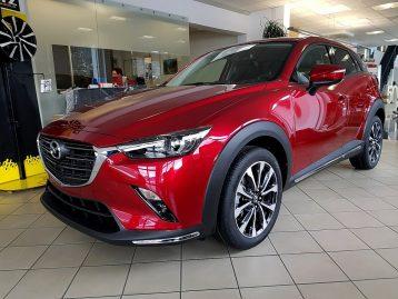 Mazda CX-3 G121 Revolution bei Autohaus Elsenbaumer in