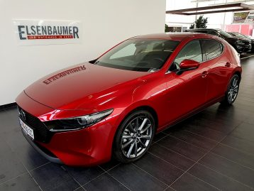 Mazda Mazda 3 G150 Edition 100 bei Autohaus Elsenbaumer in