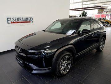 Mazda MX-30 GTE+ Premium Vintage/Tech bei Autohaus Elsenbaumer in
