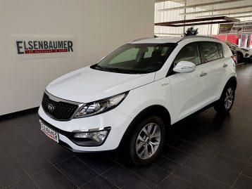 KIA Sportage Gold 2,0 CRDi AWD bei Autohaus Elsenbaumer in
