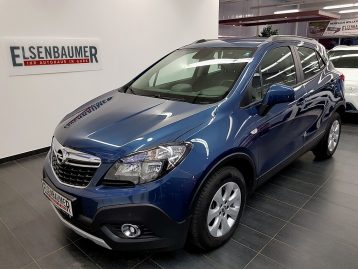 Opel Mokka 1,4 Turbo ecoflex Edition Start/Stop System bei Autohaus Elsenbaumer in
