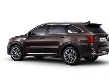 KIA Sorento Platin 2.2 CRDI 4WD 7 Sitzer Platin AWD bei Autohaus Elsenbaumer in