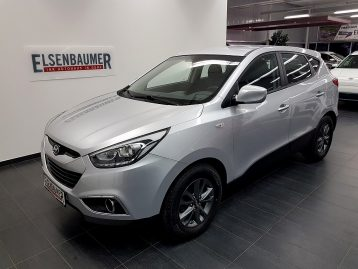Hyundai iX35 1,7 CRDi Life bei Autohaus Elsenbaumer in