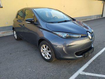 Renault Zoe Intens Q90 41 kWh (Batteriemiete) bei Autohaus Elsenbaumer in