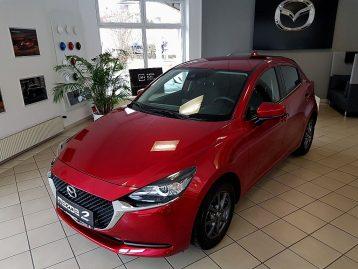 Mazda Mazda 2 G90 Takumi bei Autohaus Elsenbaumer in