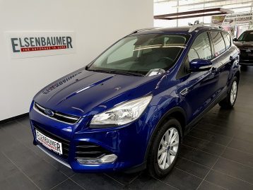 Ford Kuga 2,0 TDCi Trend Powershift Aut. AWD bei Autohaus Elsenbaumer in