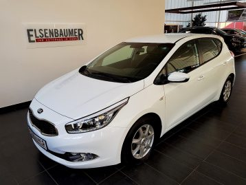 KIA cee'd 1,4 CRDi Österreich Edition bei Autohaus Elsenbaumer in