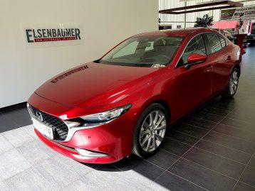 Mazda Mazda 3 Sedan Skyactiv G122 Comfort+ bei Autohaus Elsenbaumer in