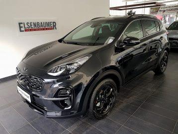 KIA Sportage 1,6 CRDI SCR MHD AWD Black Edition DCT Aut. bei Autohaus Elsenbaumer in