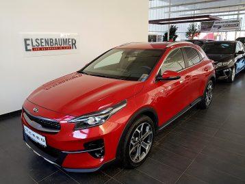 KIA Xceed 1,5 TGDI GPF Gold bei Autohaus Elsenbaumer in