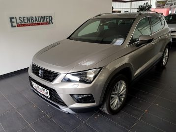 Seat Ateca 1,4 Xcellence ACT 4WD TSI DSG bei Autohaus Elsenbaumer in